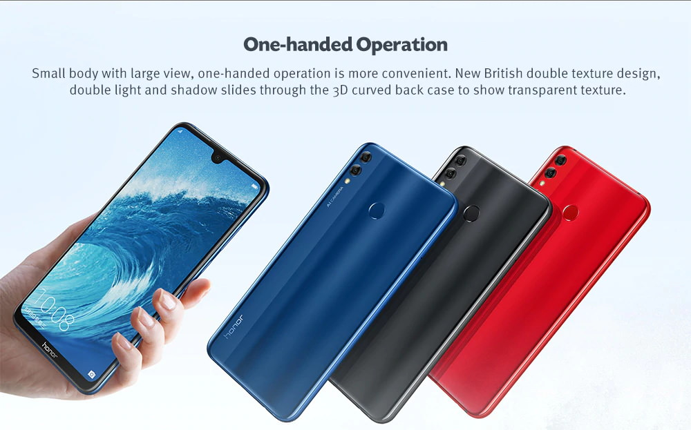buy honor 8x max
