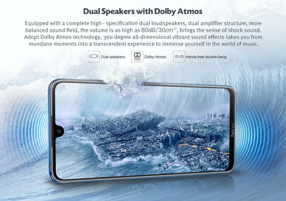 2018 huawei honor smartphone