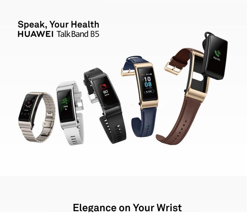 huawei talkband b5 wristband