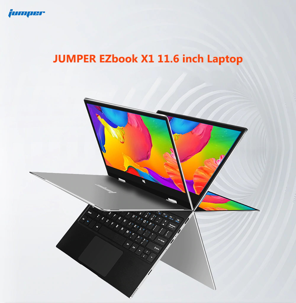 jumper ezbook x1 notebook