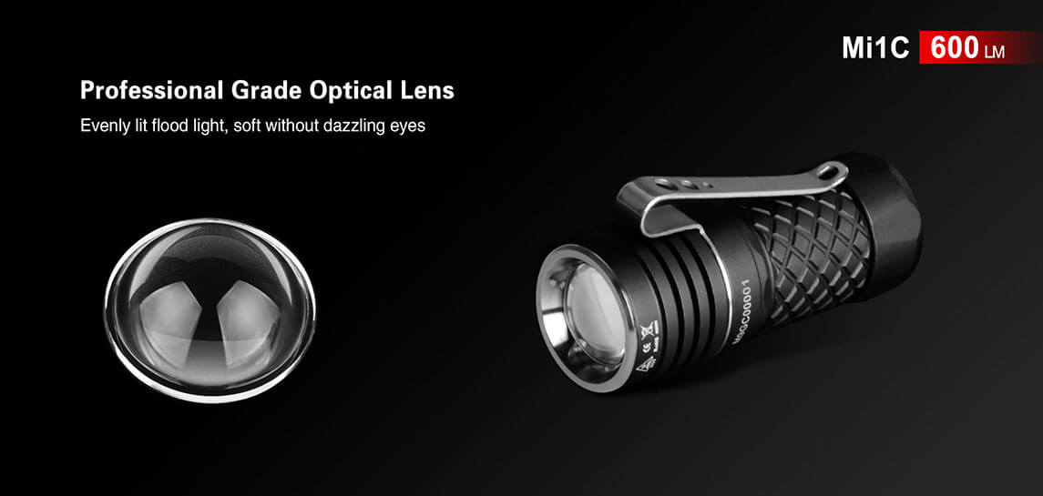 klarus mi1c flashlight price