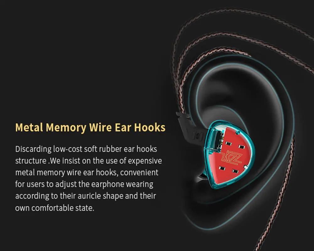 kz es4 earbuds online