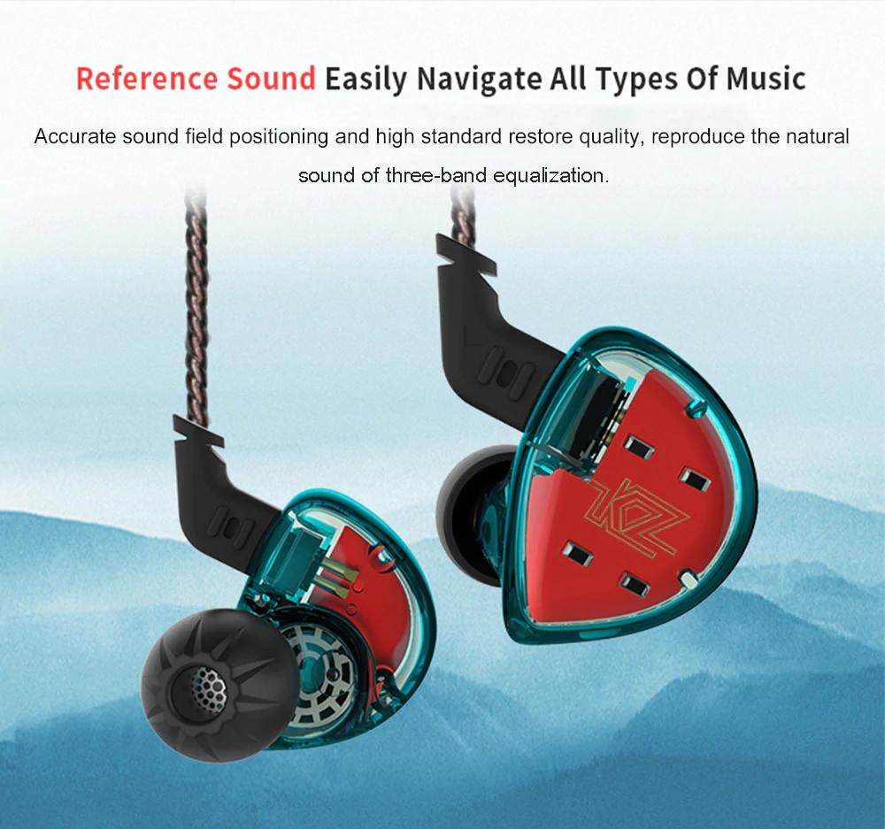 buy kz es4 earphone