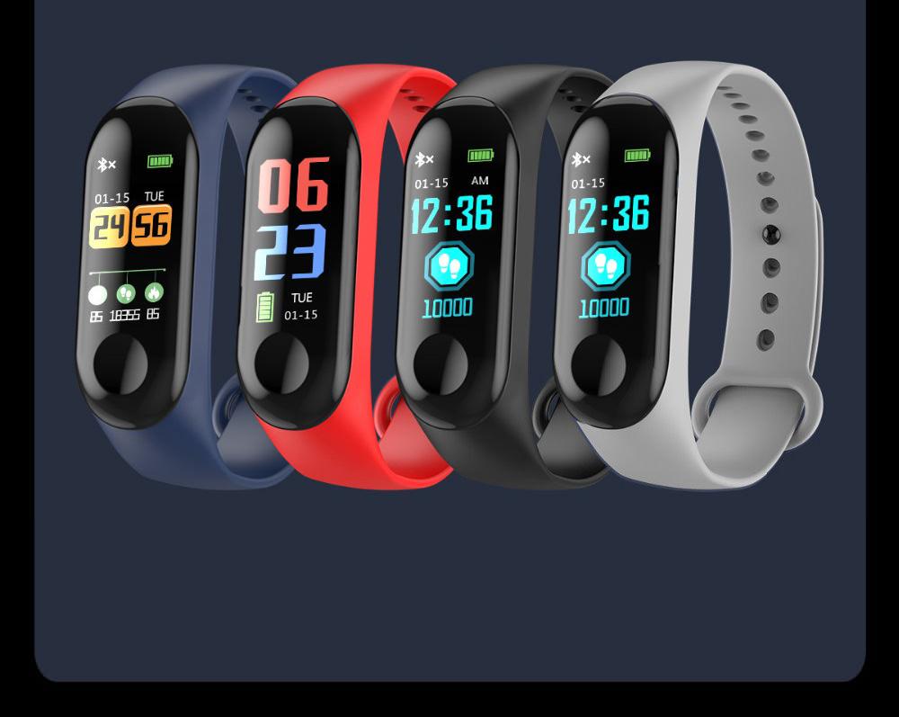 lemfo w3 fitness bracelet
