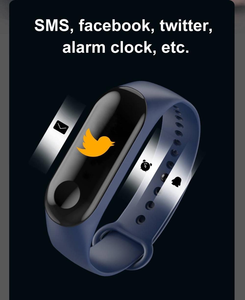 new lemfo smart bracelet