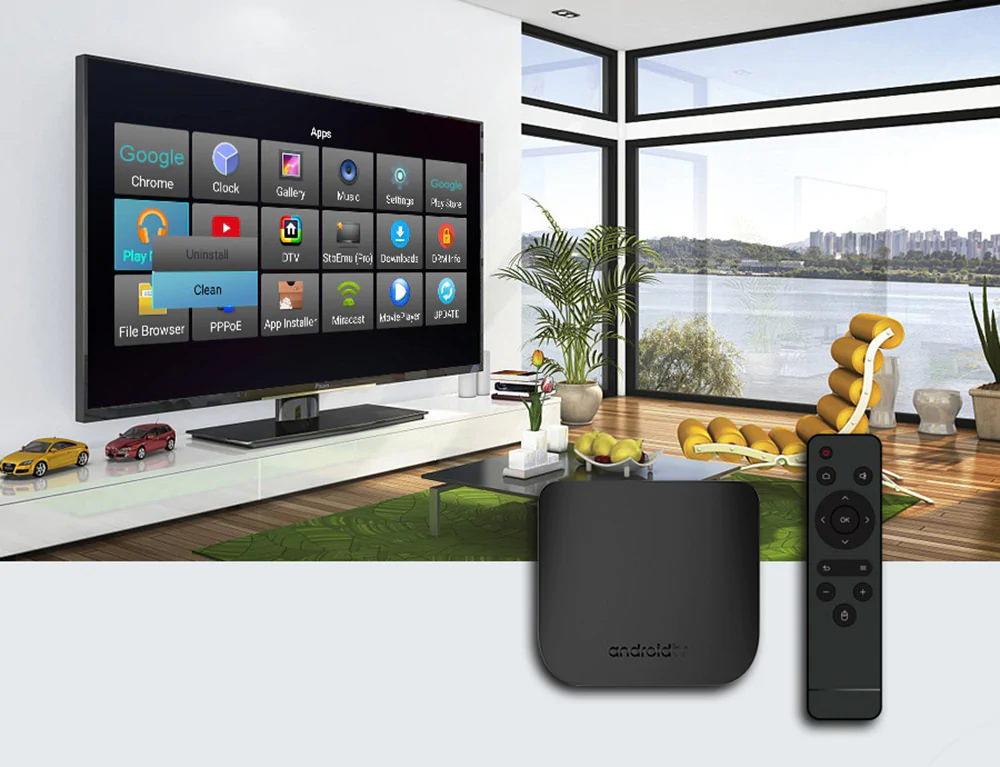 m8s plus l smart tv box