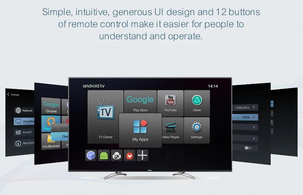 m8s plus l android tv box