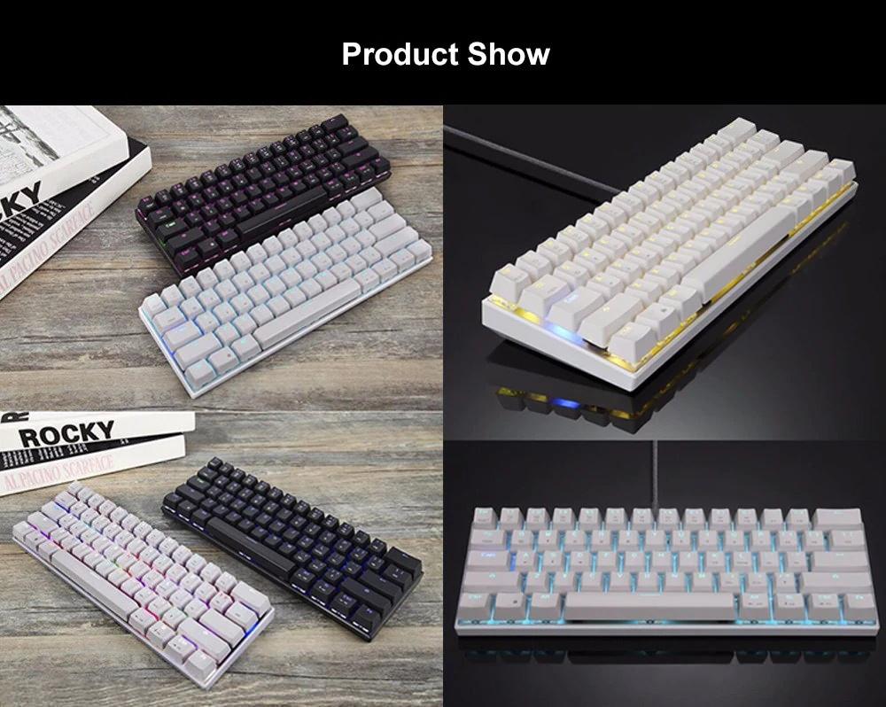motospeed ck62 gaming keyboard