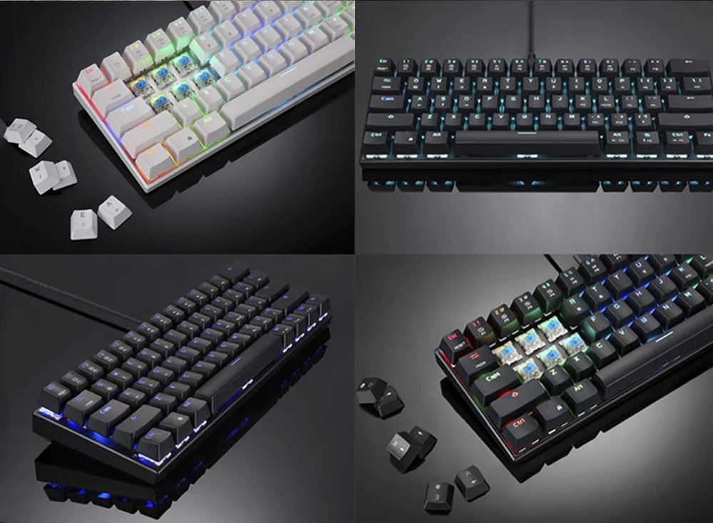 motospeed ck62 keyboard sale