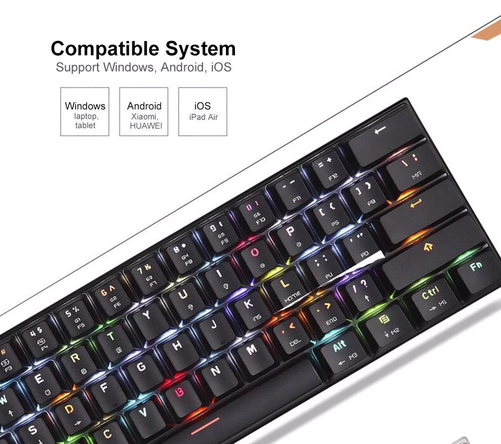 motospeed ck62 keyboard online