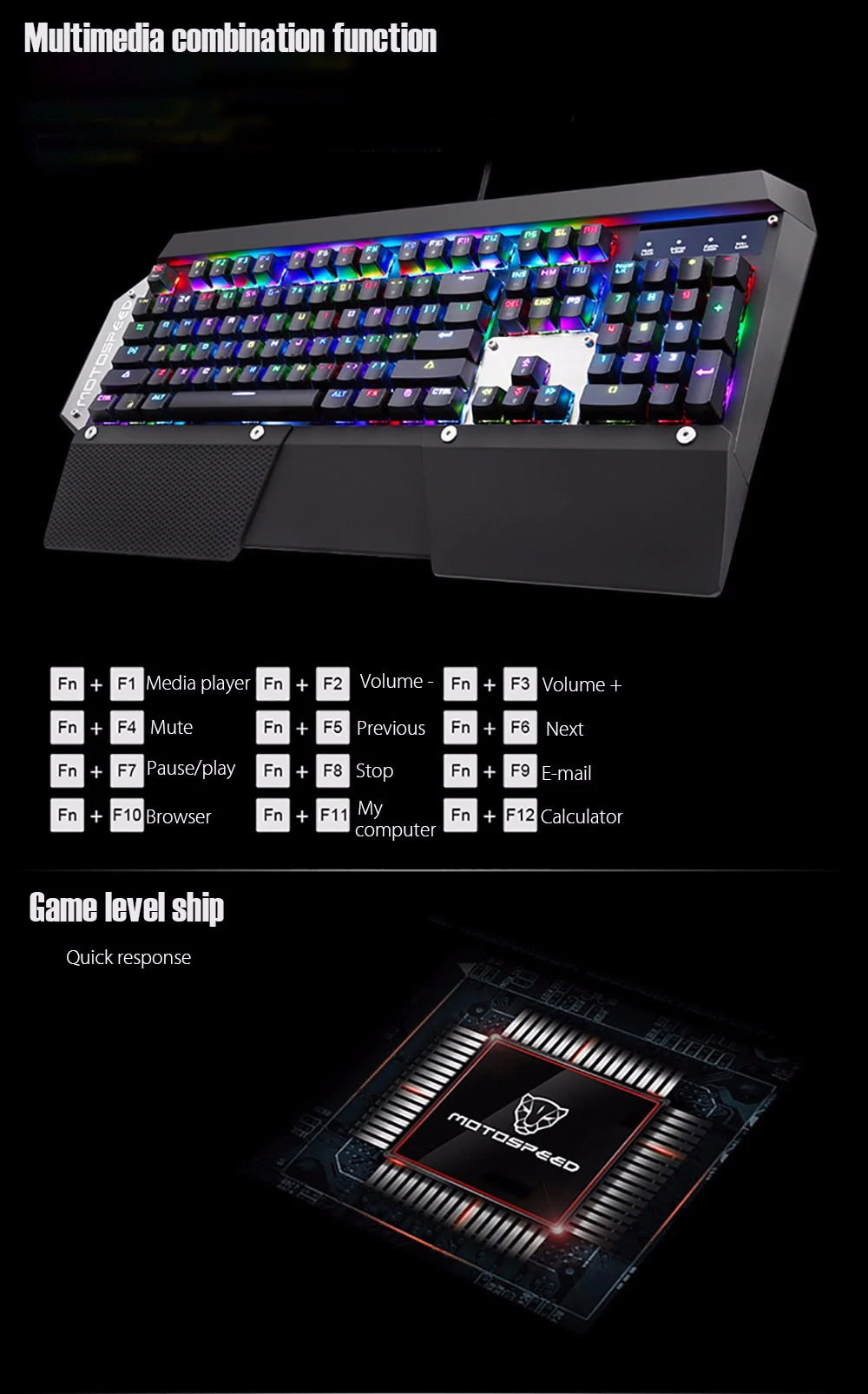 motospeed ck88 keyboard