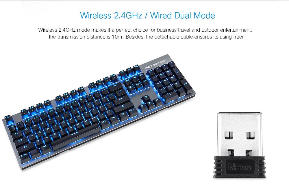 motospeed gk89 keyboard online