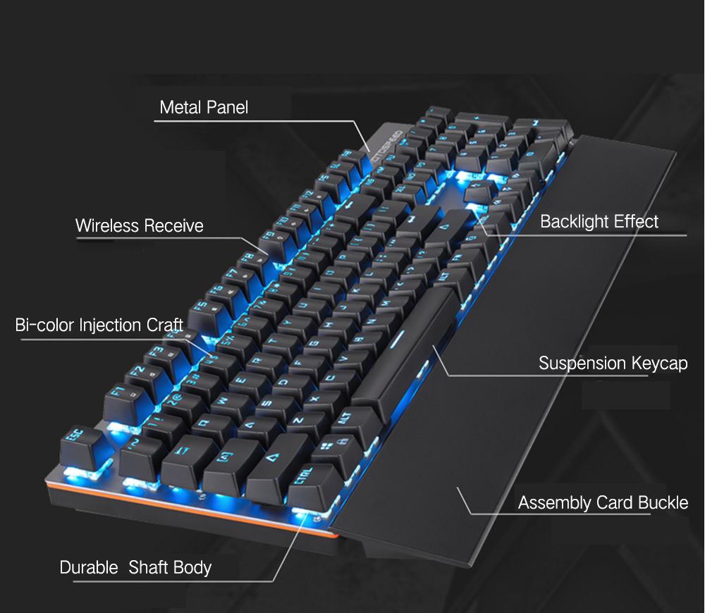 motospeed gk89 keyboard