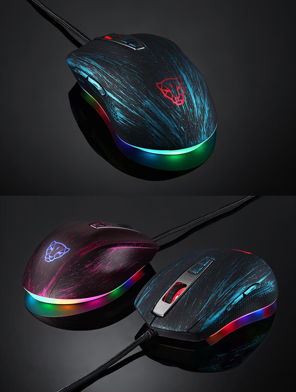 motospeed v60 rgb mouse