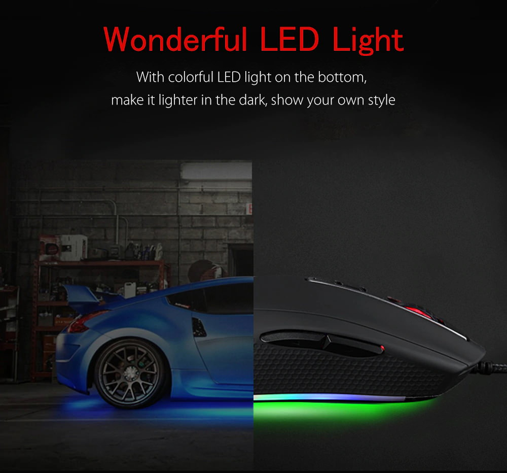 new motospeed mouse
