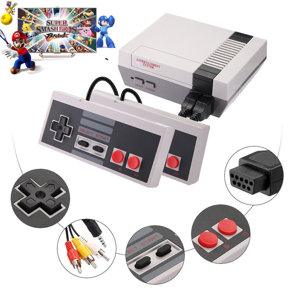 new nes classic game consoles