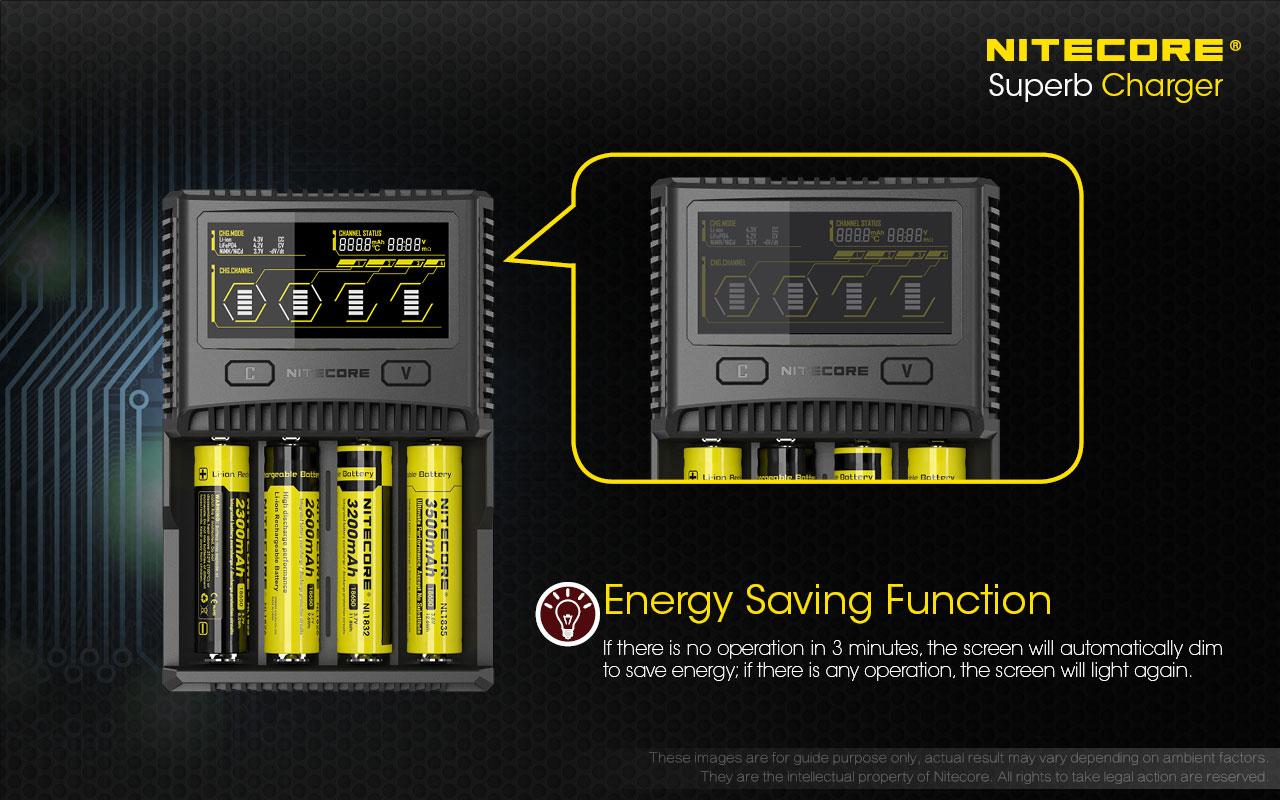 buy nitecore sc4