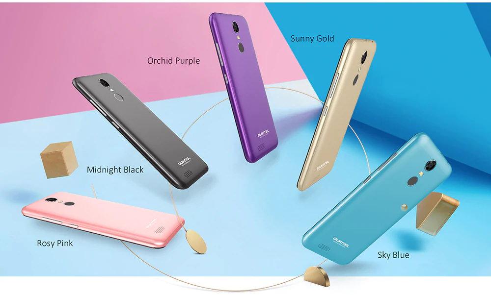 oukitel c8 smartphone online