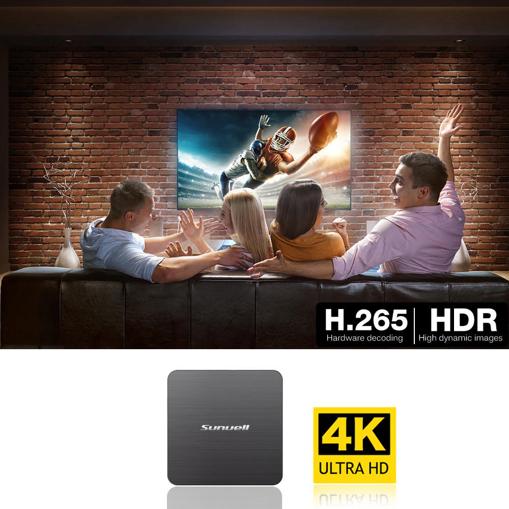 sunvell h3 tv box online