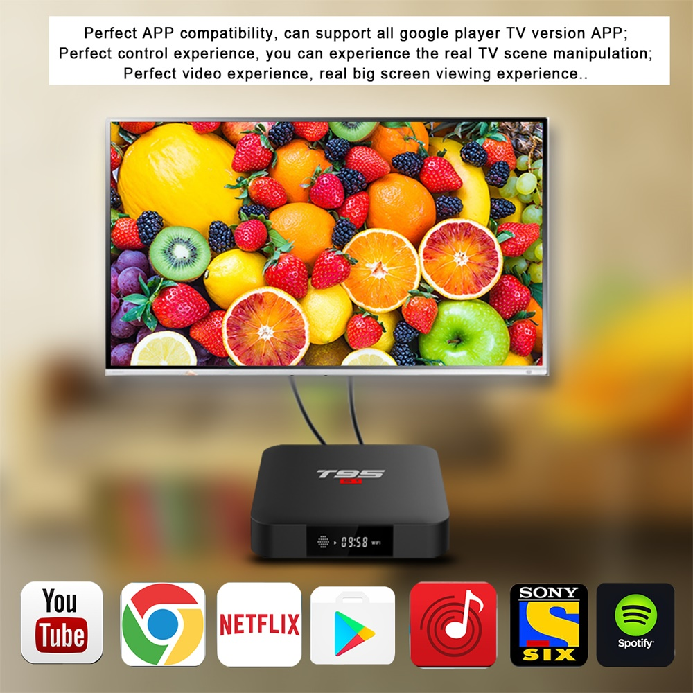 2018 sunvell android tv box