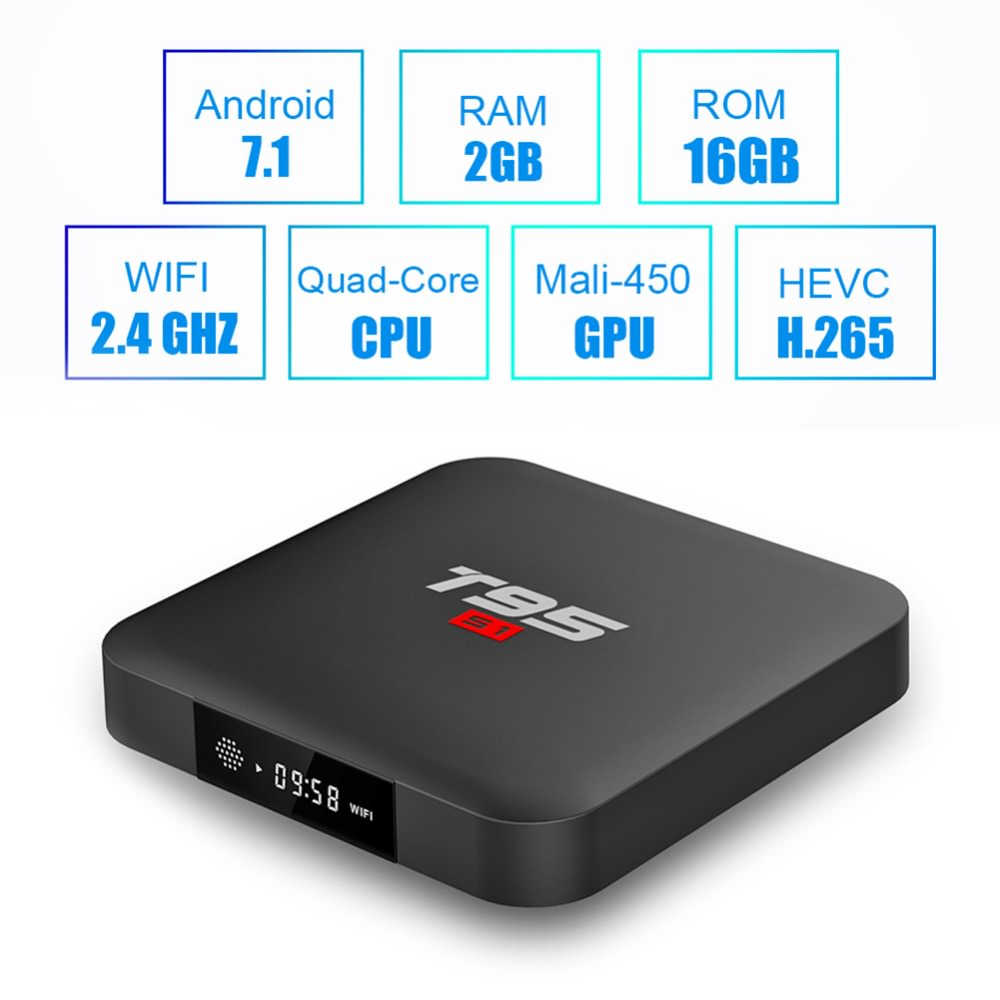 sunvell t95 s1 tv box online
