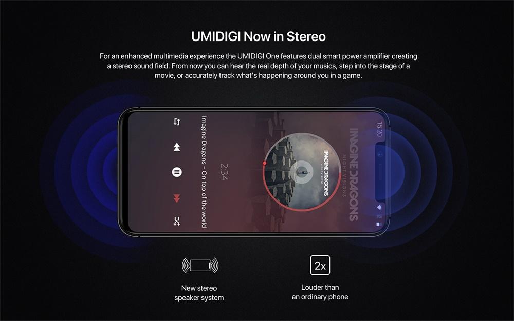 buy umidigi one smartphone
