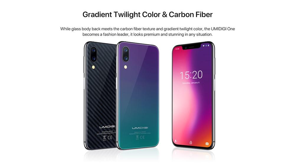 umidigi one smartphone sale