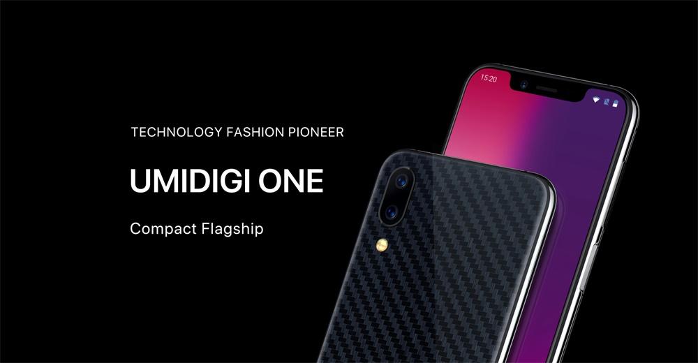 umidigi one smartphone