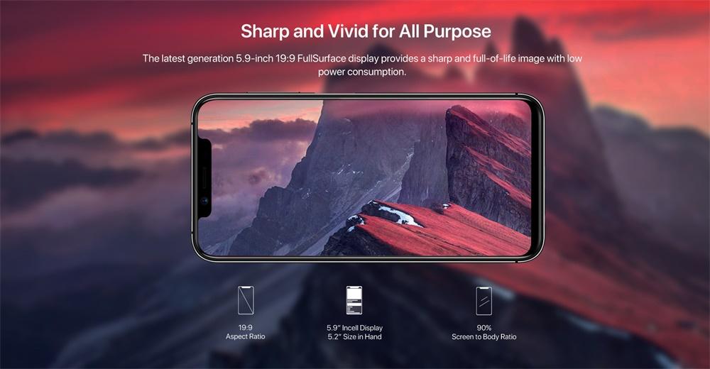 new umidigi smartphone