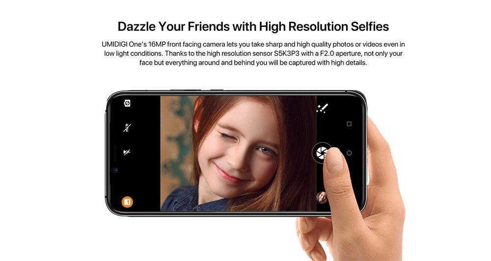 2018 umidigi smartphone
