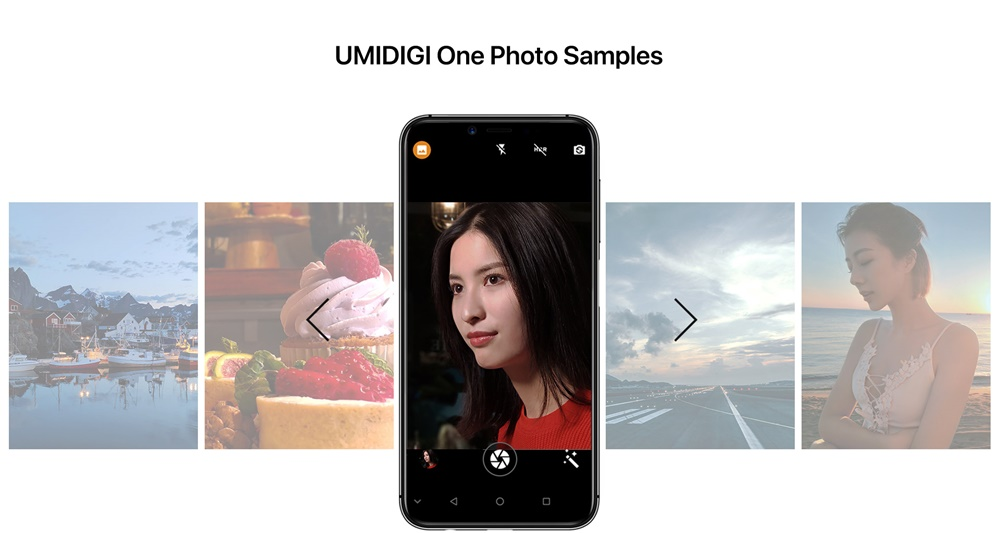 umidigi one 4g smartphone