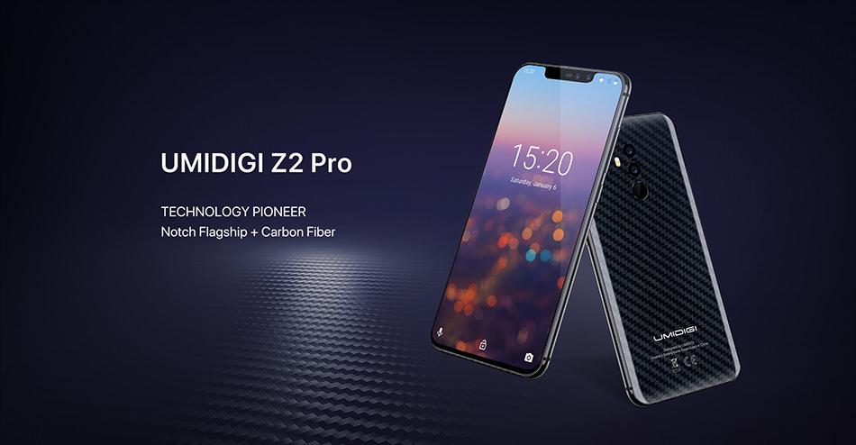 umidigi z2 pro phone
