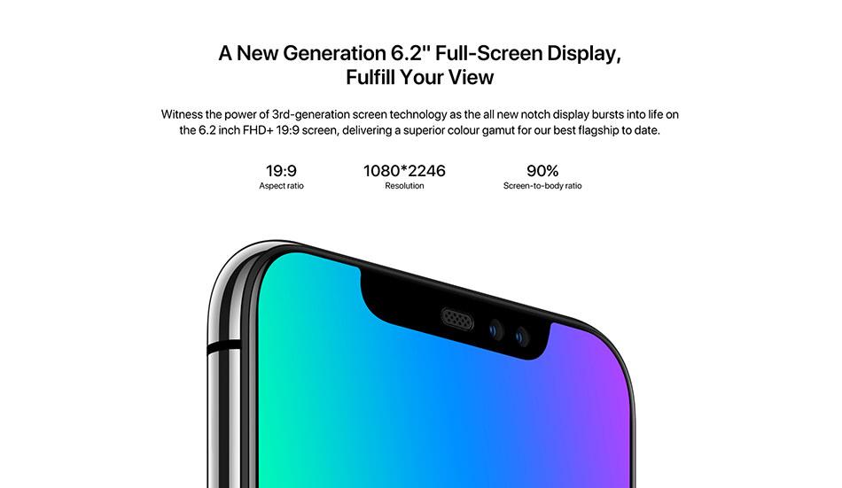 umidigi z2 pro 4g smartphone