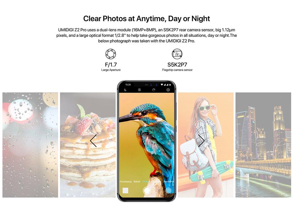 umidigi z2 pro smartphone online