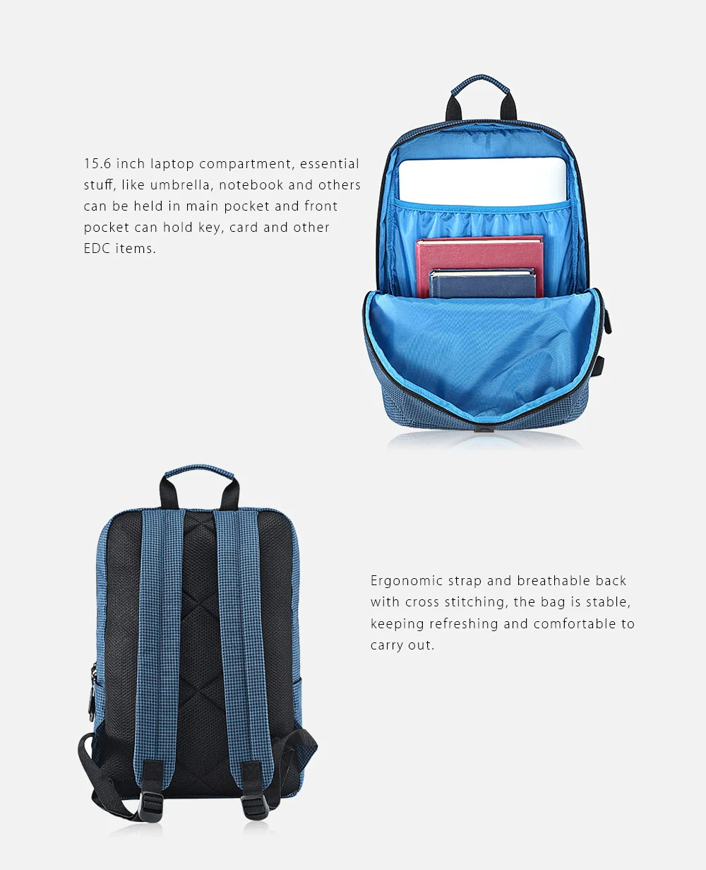 xiaomi 20l leisure backpack sale