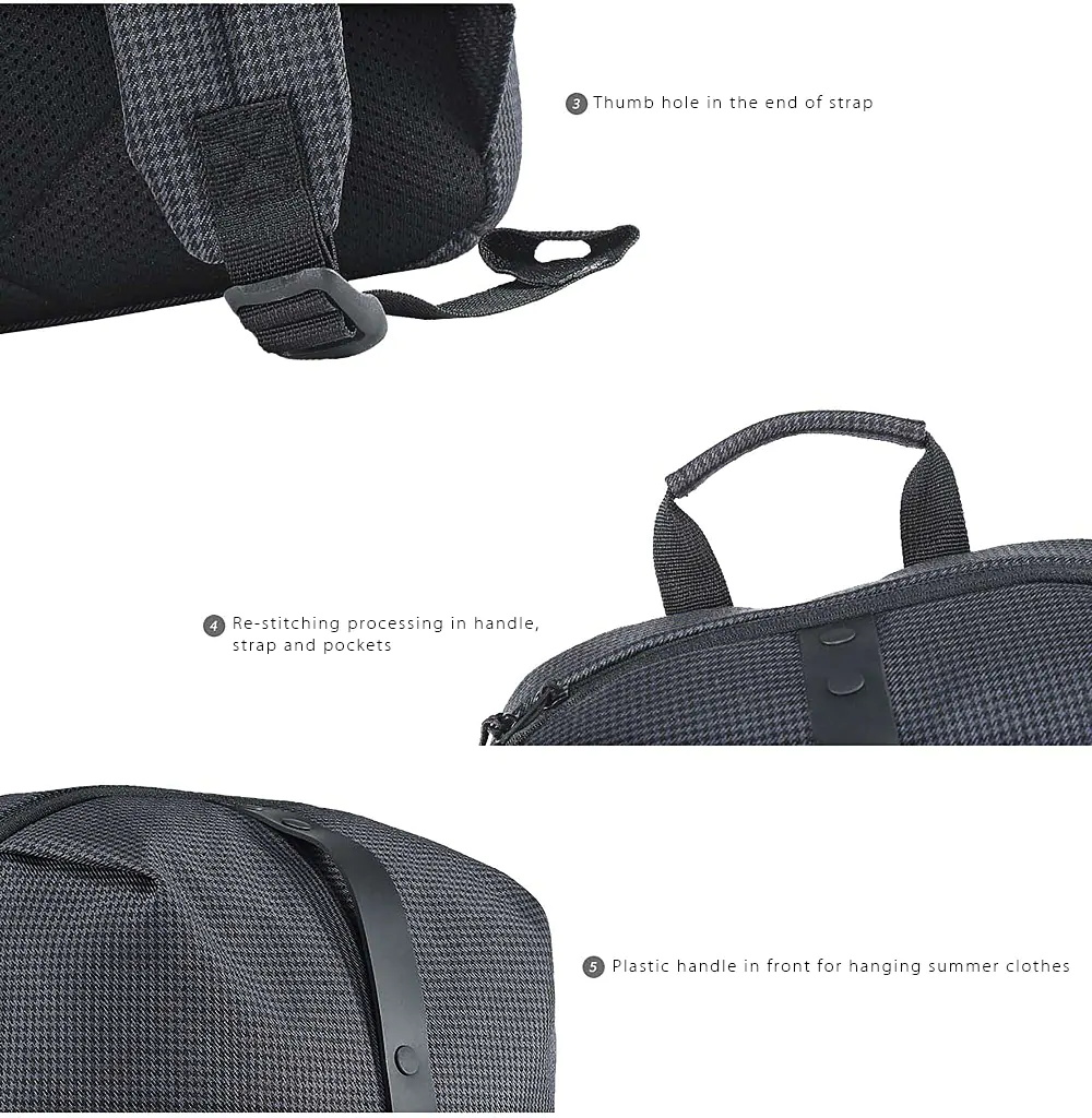2018 xiaomi leisure backpack