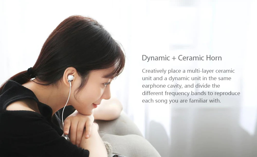 xiaomi in-ear earbuds