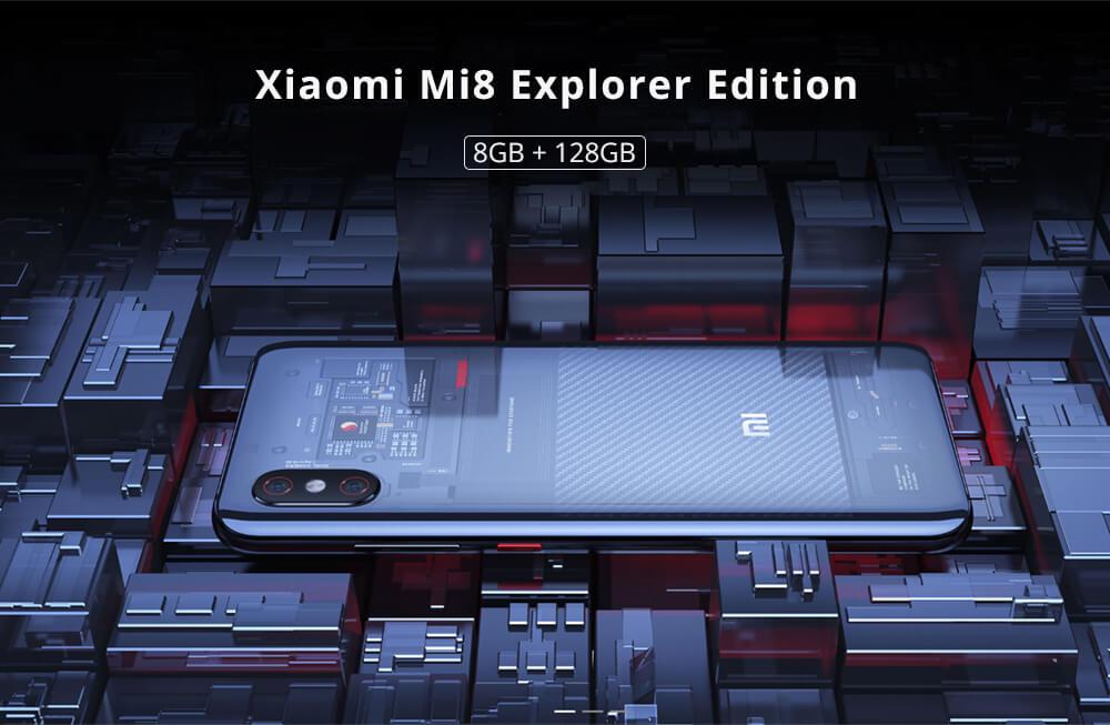 xiaomi 8 explorer edition