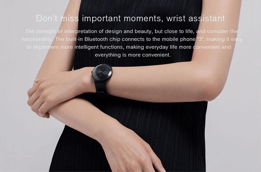 2018 mijia smartwatch