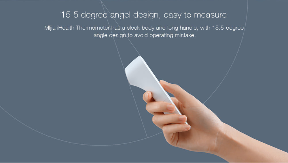 buy mijia ihealth thermometer