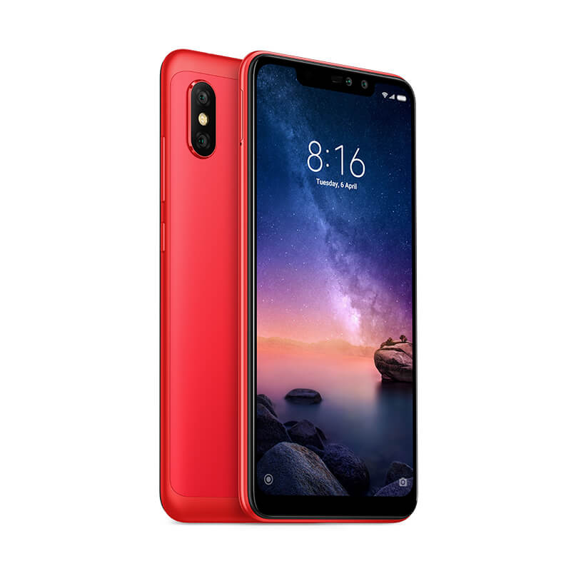xiaomi redmi note 6 pro smartphone