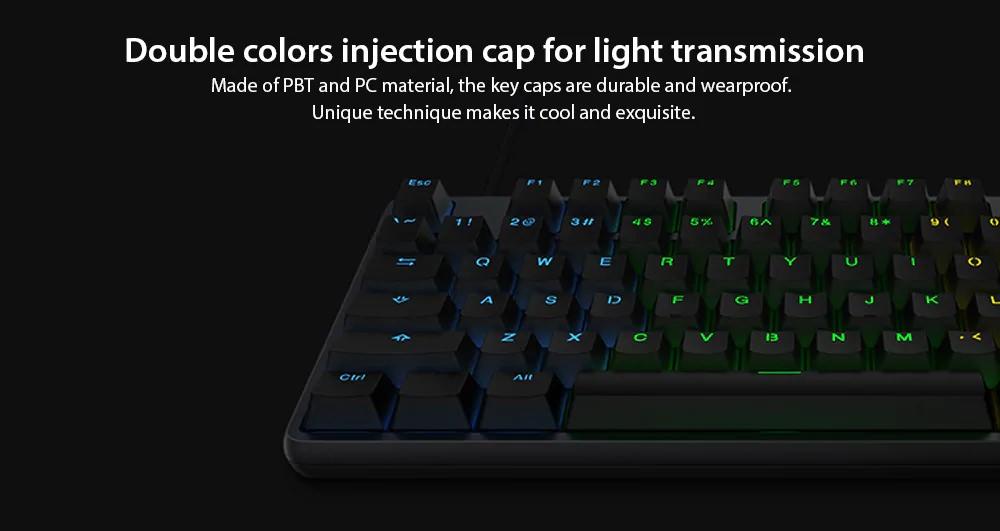 xiaomi rgb backlight keyboard