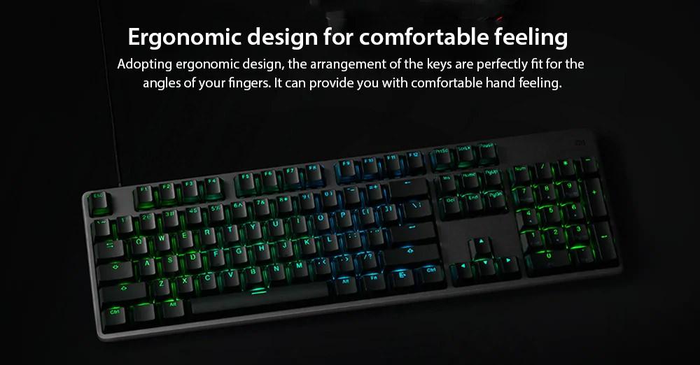 2018 xiaomi keyboard