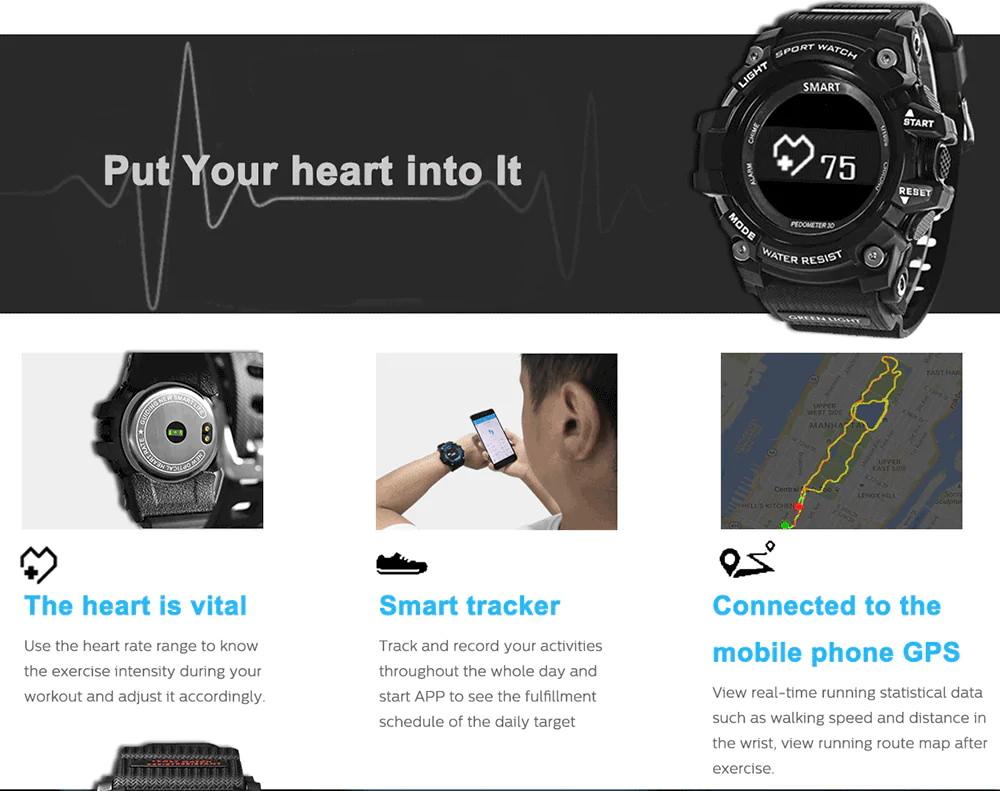 buy zeblaze muscle hr smartwatch