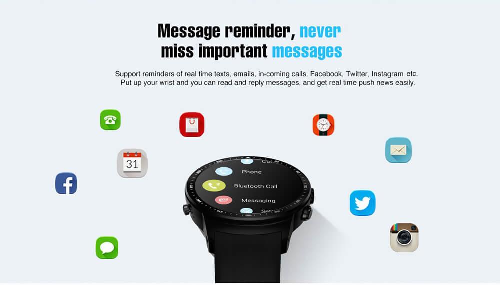 2018 zeblaze smartwatch phone