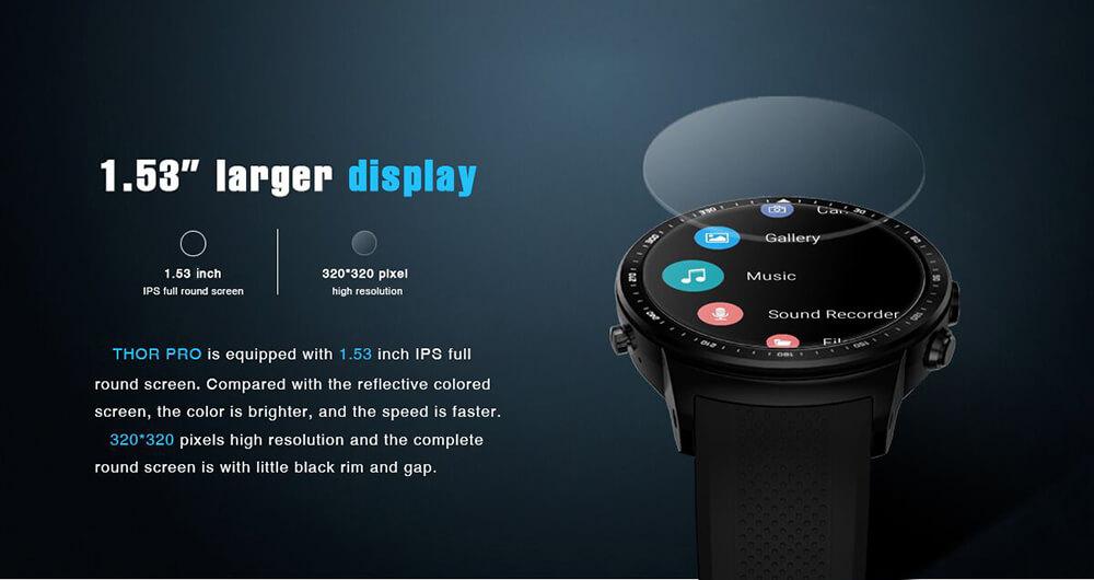 2018 zeblaze 3g smartwatch