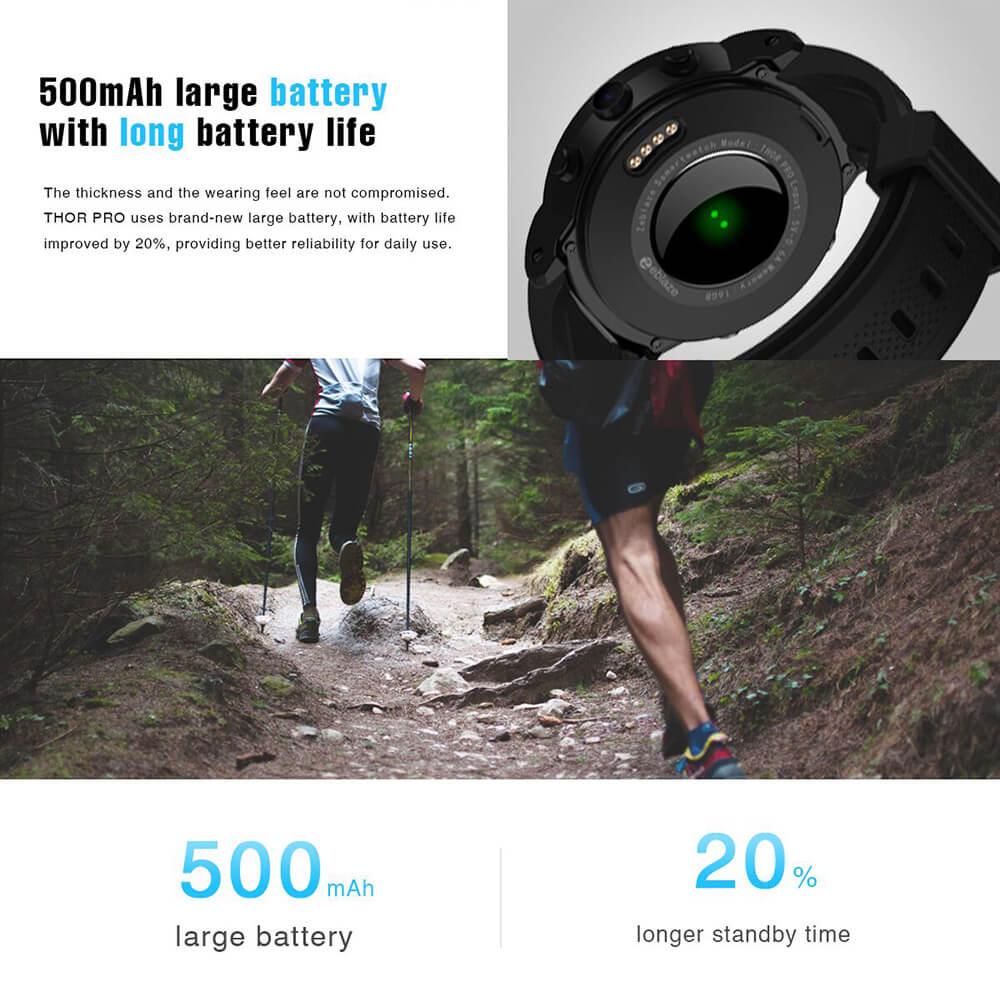 buy zeblaze thor pro smartwatch