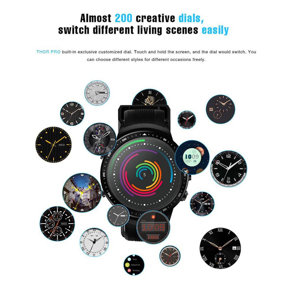 new zeblaze thor pro smartwatch