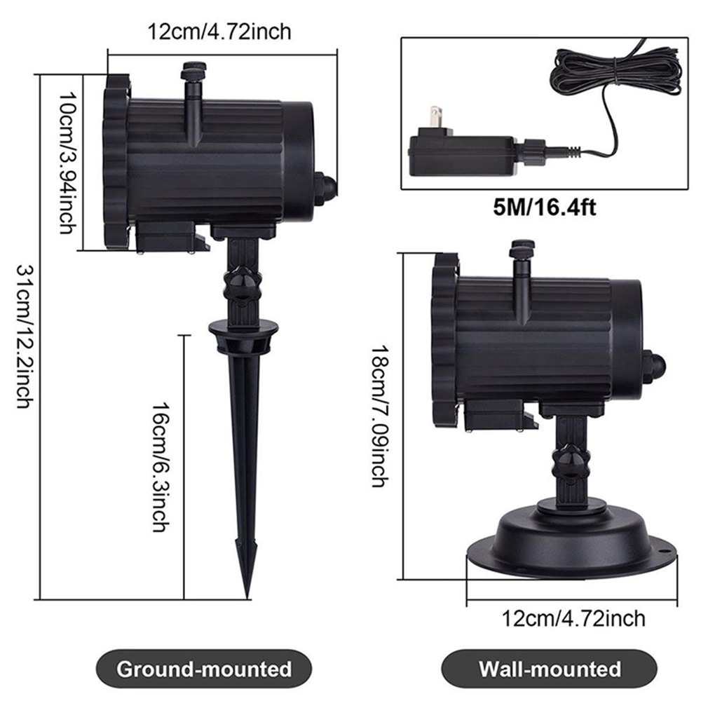 ac110-240v projector light online