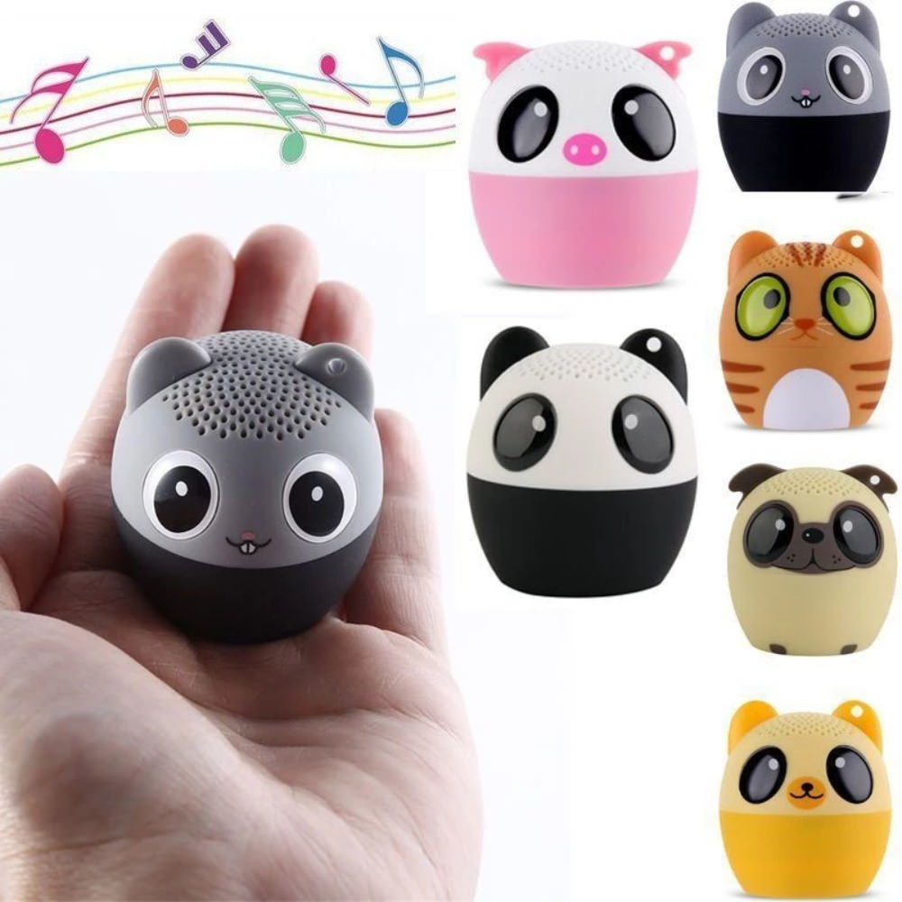 bm06 mini cartoon speaker